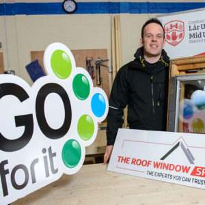 Mark O'Neill - Go For It Programme with Workspace Enterprises